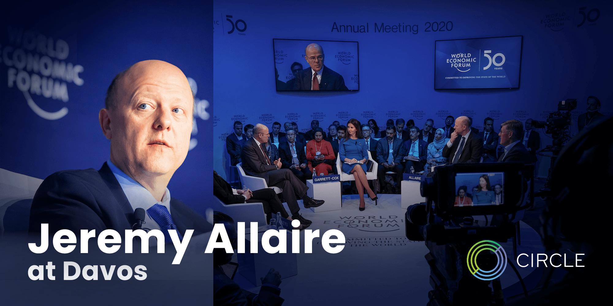 Davos 2020 — Crypto & Stablecoins Move into Acceptance Phase