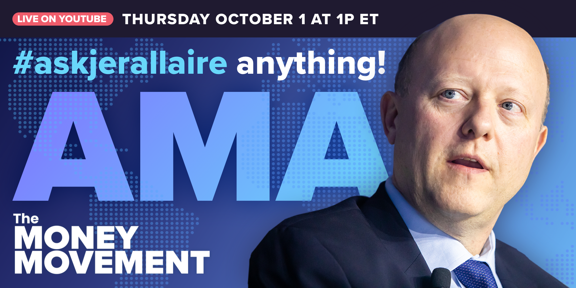 Circle CEO AMA on the Money Movement: #AskJerAllaire Anything