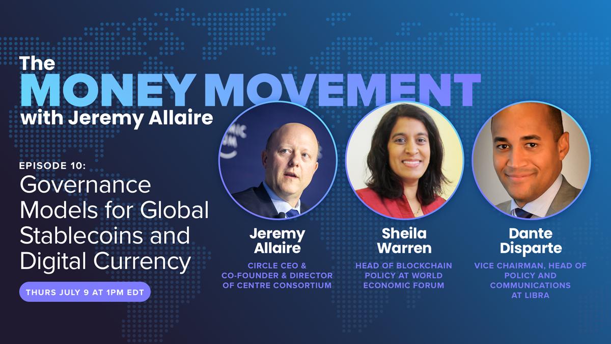 Episode 10: Governance Models for Global Stablecoins and Digital Currency