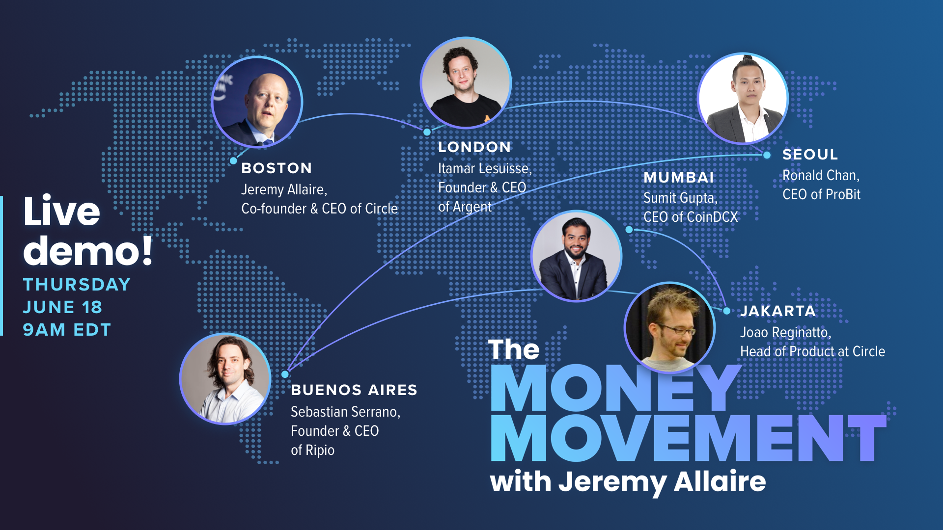 Episode 8: Around the World in 40 Minutes — Digital Dollars in Action
