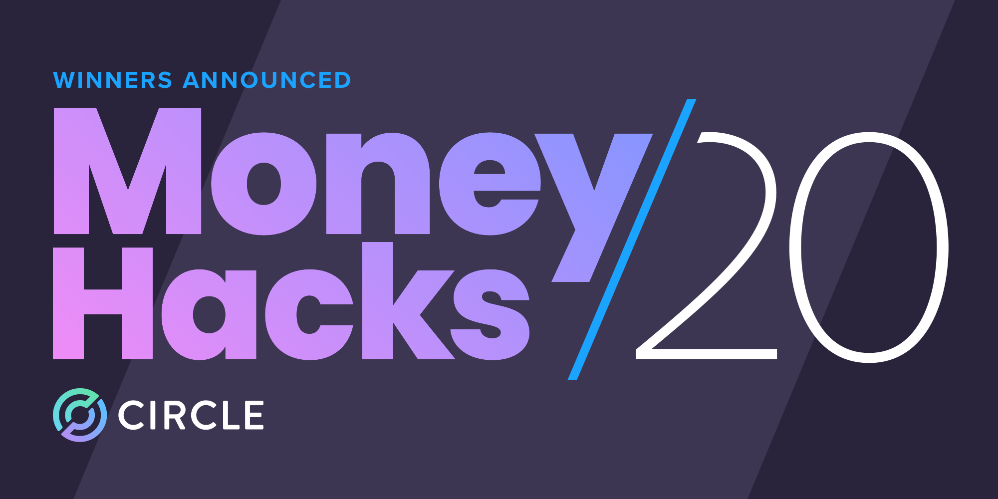 MoneyHacks 2020 Winners Announced and Wrap Up!